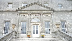 Russborough House, Co Wicklow: as well as valuations and  free lectures on collecting antiques, there will be a guided tour of the house each afternoon at 3.30pm
