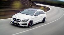 Road Test: The director's cut – slick version of Mercedes CLA
