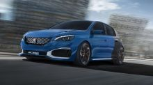 Peugeot surprises with a hot hatch hybrid