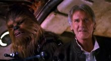 Watch - New Star Wars: The Force Awakens trailer