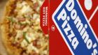 Domino's Pizza: results out Thursday. Photograph: REUTERS/Luke MacGregor