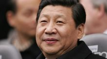 Chinese President Xi Jinping: A brokerages boom appears to have added more than half a percentage point to Chinese GDP in the first quarter as equities turnover surges. Photograph: Alan Betson/The Irish Times