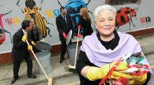 Behind the News: Patricia Oliver, National Spring Cleaner