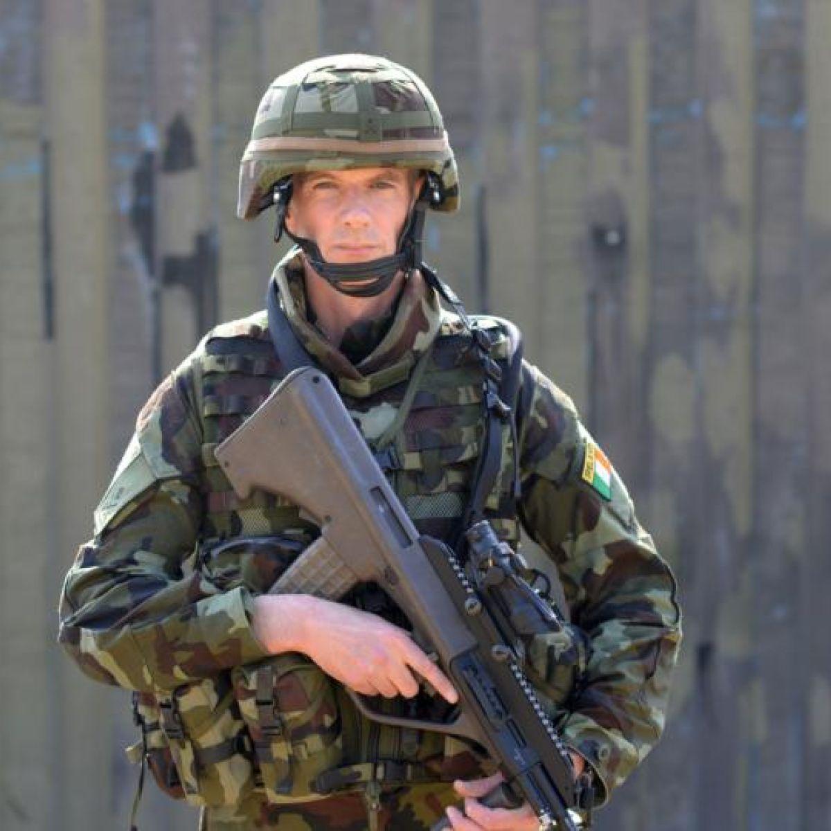 Irish Army - Wikipedia