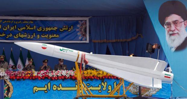 Risultati immagini per khamenei nuclear weapons