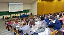 Maynooth University students find out more about converting their BBS to a Bachelor of Business Administration (BBA) or a BBS International by extending their degree by a year at the the university's school of business