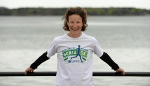 Join  Sonia O'Sullivan in Dún Laoghaire on Saturday June 13th for a commemorative 5k run. Photograph: Diarmuid Greene / Sportsfile