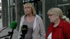 Work colleagues of Elaine O'Hara respond after her murderer Graham Dwyer is sentenced to life in prison.