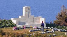 An Irishman's Diary on John Sandes and the Anzacs at Gallipoli