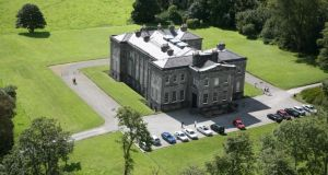 Lissadell House in Sligo: the council has already paid its own legal bill of €2 million but has been directed by the Supreme Court to pay 75 per cent of the owners' costs, estimated at between €6 million to €8 million