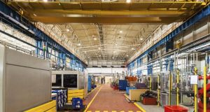 Rents for industrial premises were up 2.8 per cent in the first quarter of 2015