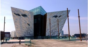 The Titanic Belfast Experience: while recovery is under way, the business environment remains challenging and the outlook for long-term growth is far from confident, the survey found. Photograph: Bryan O'Brien
