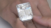 Flawless 100-carat diamond sells for $22.1 million