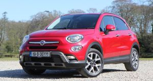 Chunky 500x is Fiat's best styling work for a while.