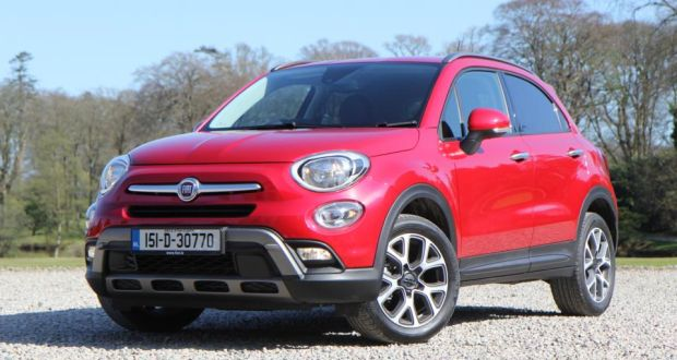 Fiat 500x will x mark the spot for an italian revival chunky 500x is fiats best styling work for a while fandeluxe Choice Image