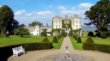 Glin Castle is taken off the market