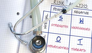 An element of risk is inevitable in medicine and, in particular, in high-pressure environments such as the emergency department, even with optimal processes. Photograph: Thinkstock