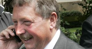 Sammy Wilson: Genial if also mischievous incumbent is favourite to secure the seat with a healthy majority. Photograph: The Irish Times