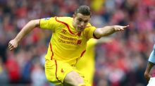 Jordan Henderson has signed a new deal at Liverpool worth €140,000 a week. Photograph: Getty