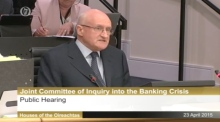 Banking Inquiry: former AIB chairman renews apology