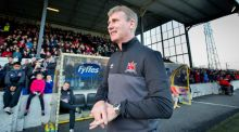 Dundalk manager Stephen Kenny has signed a contract extension. Photo: Morgan Treacy/Inpho