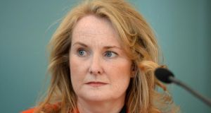 Fianna Fáil's Mary Fitzpatrick has attacked the party for its current political strategy. File photograph: Dara Mac Dónaill/The Irish Times