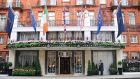 Paddy McKillen has been fighting for five years over the ownership of Claridge's (above), The Berkeley and The Connaught hotels