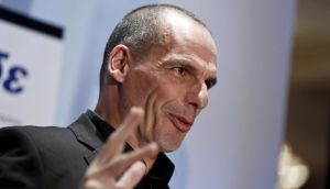 Finance minister Yanis Varoufakis warned in his blog against pushing Greece too hard