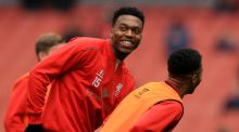 Liverpool's Daniel Sturridge has been ruled out for a third game in a row. Photo: John Walton/PA