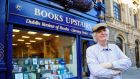 'Independent bookshops have a deep engagement with the culture of their city and country and they can reflect that in their stock.' Maurice Earls of Books Upstairs on D'Olier Street, Dublin. Photograph: Aidan Crawley
