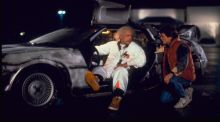 DeLorean: how not to build a time machine