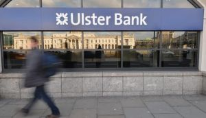 Ulster Bank said on Monday that it is seeking to engage with about 2,000 mortgage arrears customers. It said it won't seek to repossess a  home if the borrower engages with the bank and it can agree a solution or outcome. (Photograph: Alan Betson / The Irish Times)