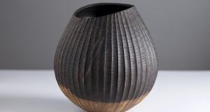 Fluted Vessel by Liam Flynn