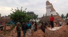 Nepal earthquake survivors take stock of damage