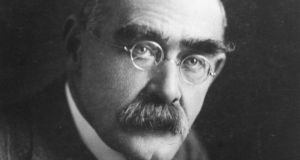 Rudyard Kipling's first World War  tragedy