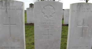 For all their money, fame and connections, the Kiplings never found the body of their son, John, who was killed in action at the age of 18
