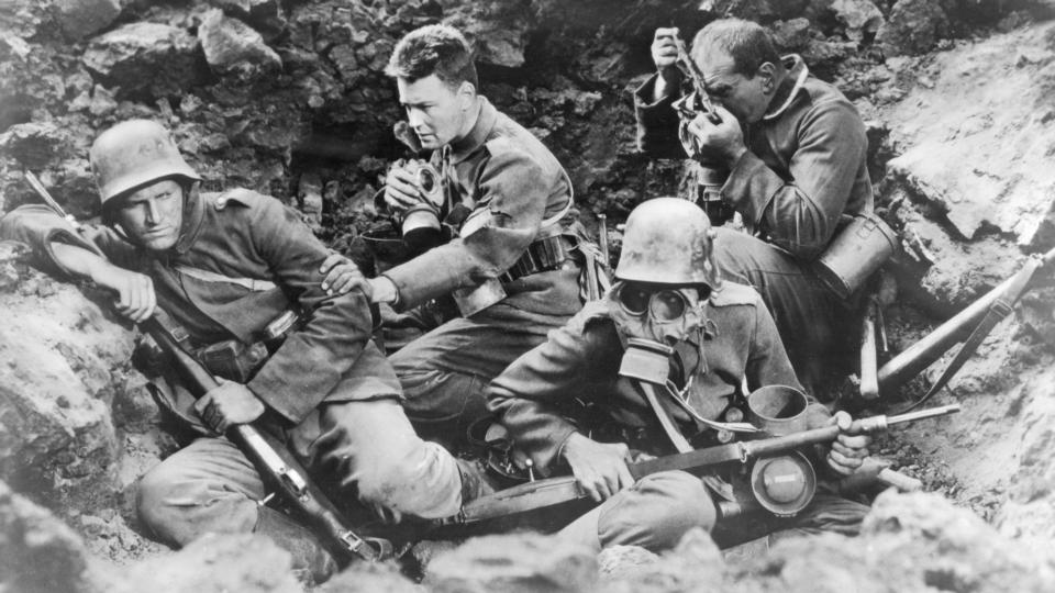 compare the wars and all quiet All quiet on the western front, 1929), one of the best-known anti-war novels,  which depicted the horrors of war from the point of view of the ordinary soldiers.