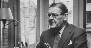 Mainstay of modernism: TS Eliot. Photograph: Myron Davis/Time Life/Getty