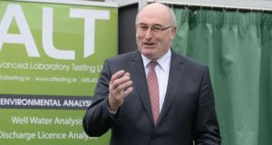 The byelection will fill the vacancy left by the appointment of Phil Hogan as EU Commissioner for Agriculture. Photograph: Dara Mac Dónaill