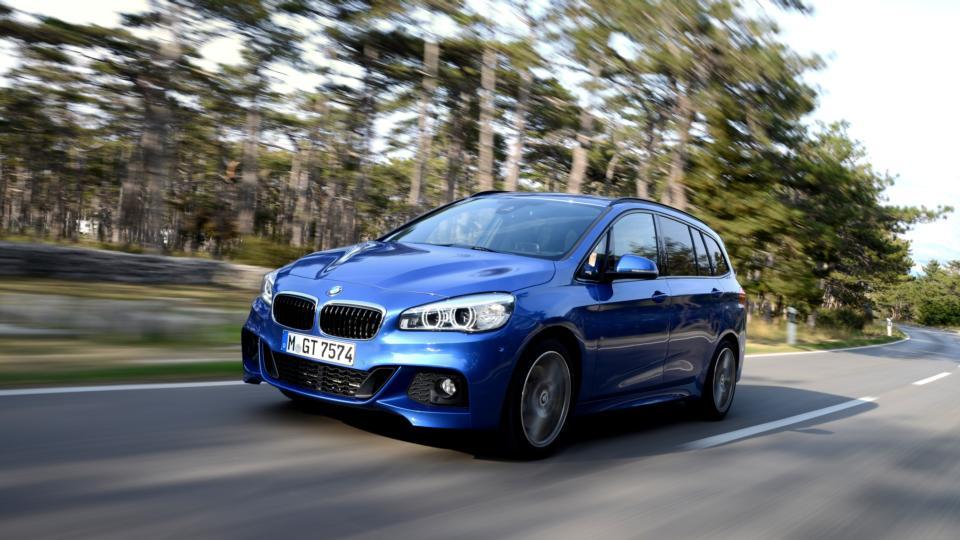 Road Test BMW Series Gran Tourer Solves The Space Problem - Bmw 2 series gt