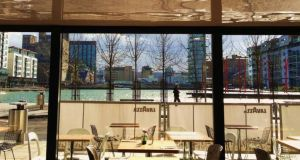Head to Herb Street on Grand Canal Dock for a sunny weekend brunch and excellent people watching