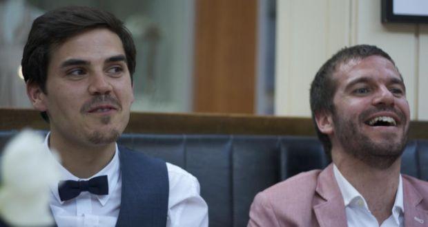 Homosexual marriage debate programme