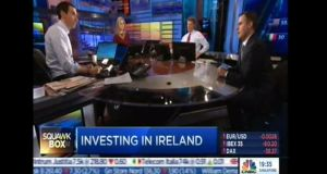Martin Shanahan's famous appearance on CNBC's Squawk Box