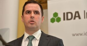 IDA chief executive Martin Shanahan: 'A Yes vote will say that Ireland is open, inclusive and welcomes diversity, and that would be a very positive message to be sending internationally.' Photograph: Alan Betson / The Irish Times