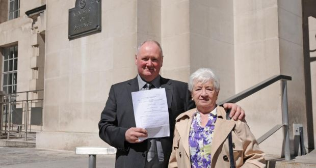 Demanding Justice For Paul Heenan >> Widow Seeks Damages Relating To Claims Against British General Frank