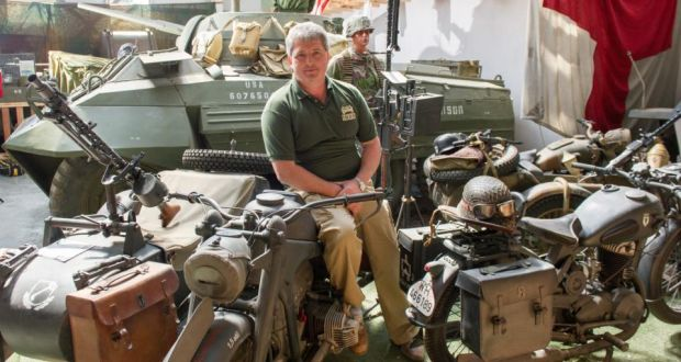 irish military war museum officially opens in co louth