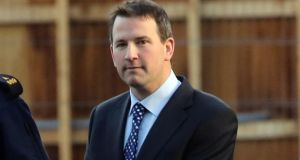 Graham Dwyer was jailed for life for the murder of Elaine O'Hara. Photograph: Collins Courts