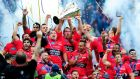 Toulon were crowned champions of Europe for a third successive year after they beat Toulon 24-18 at Twickenham. Photograph: Getty