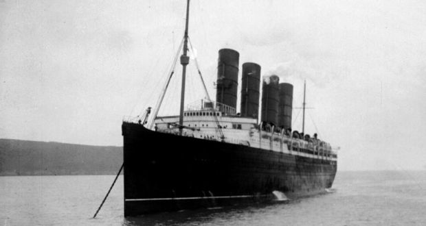 Lusitania centenary: Cobh to