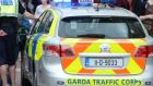 The automatic number plate recognition system installed in Garda cars  cost about €6 million. Photograph: Frank Miller/The Irish Times